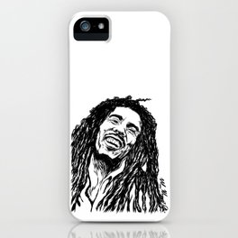 Marley iPhone Case