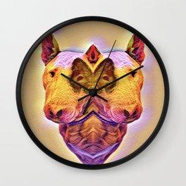 Love Louie Wall Clock