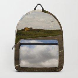 Empty Highway Backpack
