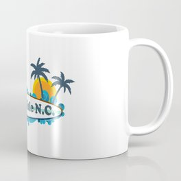 Emerald Isle - North Carolina. Coffee Mug