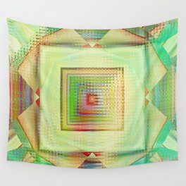 Multicolored abstract 2016 / 011 Wall Tapestry