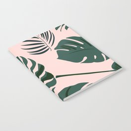 Tropical palm Notebook
