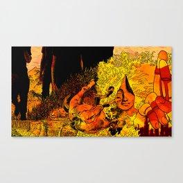 Celebrating Anberlin Canvas Print