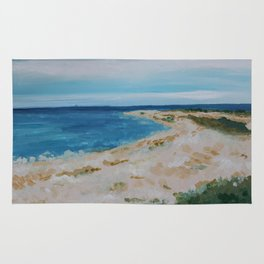By the Sea Side Rug