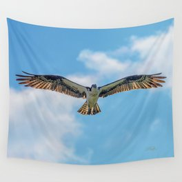 Nine Mile osprey IV Wall Tapestry