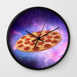 Bong ripper astronaut Wall Clock