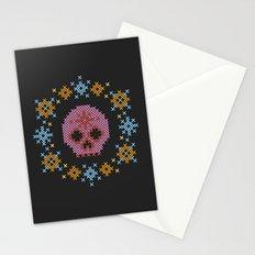 Scandi Scull Stationery Cards