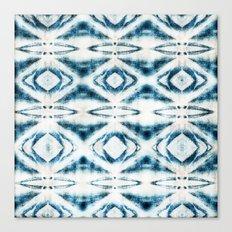 BOHEMIAN BLUES Canvas Print