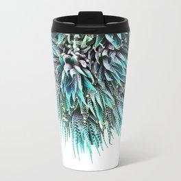 Cactus Crown 1. Blue & Green #decor #buyart Travel Mug