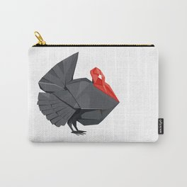 Origami Turkey Carry-All Pouch