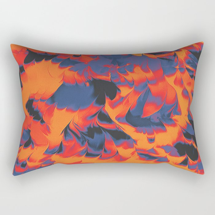 Devour Rectangular Pillow