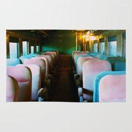 Train Ride Rug