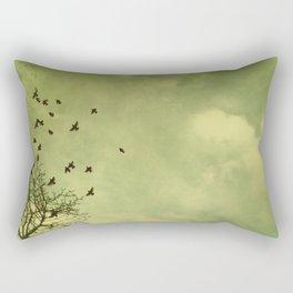 Sayonara. Rectangular Pillow
