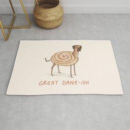 Great Dane-ish Rug
