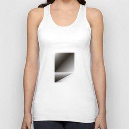 black color energy fold Unisex Tank Top