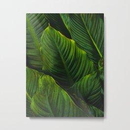 Green Design Metal Print
