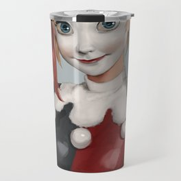 Harley Quinn Animated Travel Mug