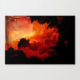 Orangefield Road Canvas Print