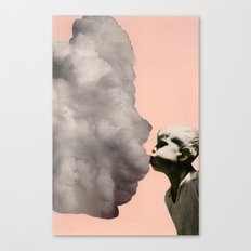 Exhalation Canvas Print