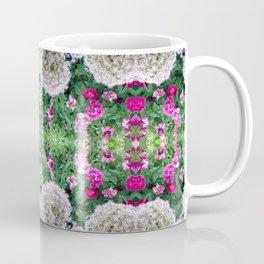 Purple Poofs Coffee Mug