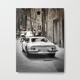 Ferrari Gino GT246 Metal Print