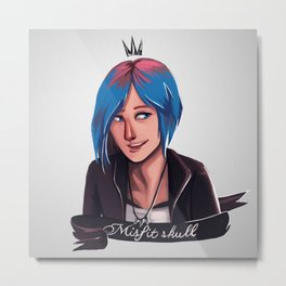 Chloe Price Metal Print
