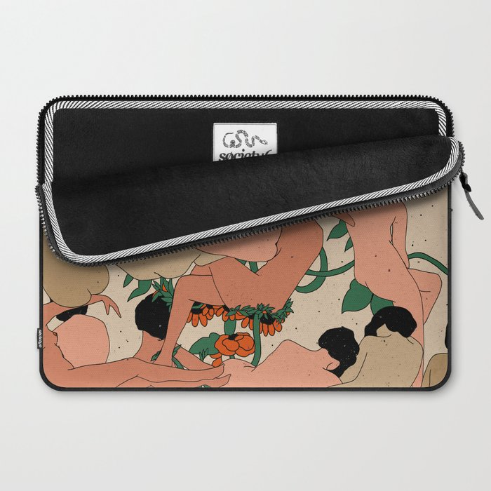 Got Your Back Laptop Sleeve