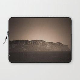 Cap Canaille near Cassis in a summer day Laptop Sleeve
