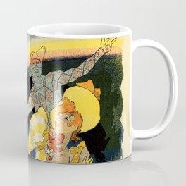 The rainbow L'arc en ciel ballet Coffee Mug