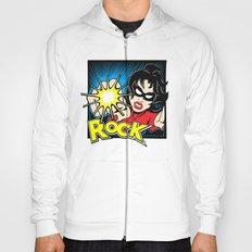 Rock Art - Pop Comic Hoody