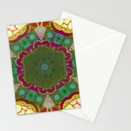 Abstruse Geometry Kaleidoscope Stationery Cards