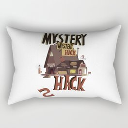 Mistery Shack Rectangular Pillow