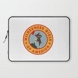 Wilderness Girls of America Laptop Sleeve