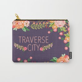 tc flowers Carry-All Pouch