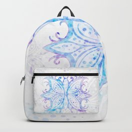 Butterfly Abstract G540 Backpack
