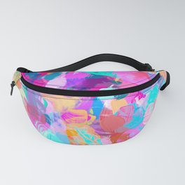 Candy Shop #painting Fanny Pack