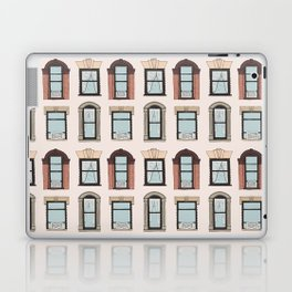 Upper West Side Windows Laptop & iPad Skin