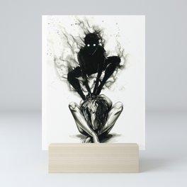 My lovely parasite Mini Art Print
