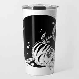 Bad Fish Travel Mug