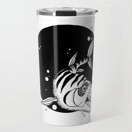 Bad Fish Travel Mug