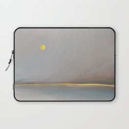 Morning mist Laptop Sleeve