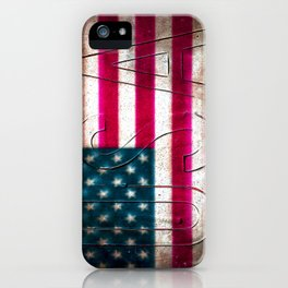 USA in Colour iPhone Case