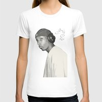 2pac T-shirts featuring BIG L / Put It On by Gold Blood