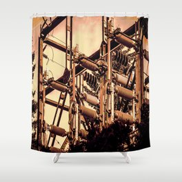 Now you have the Power 2 Shower Curtain