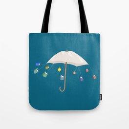 The Umbrella Books Tote Bag