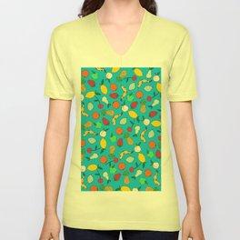 Fruit Salad Unisex V-Neck