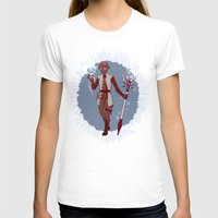 dragon age T-shirts featuring Dragon Age - Inquisitor Lavellan by firesonic152