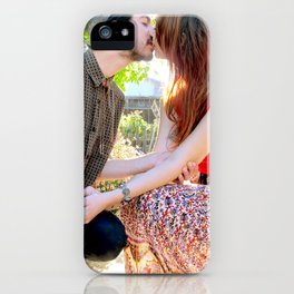 understand that this is a dream. iPhone Case