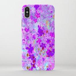 Snowflower iPhone Case