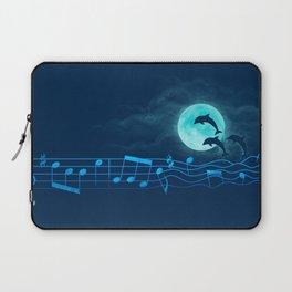 Ocean Symphony Laptop Sleeve